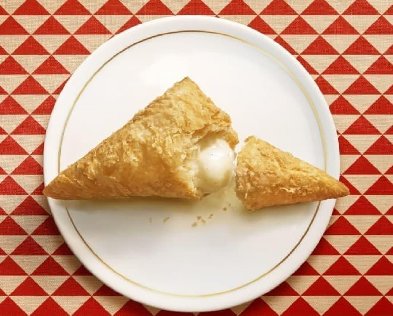 「北海道ミルクパイ」