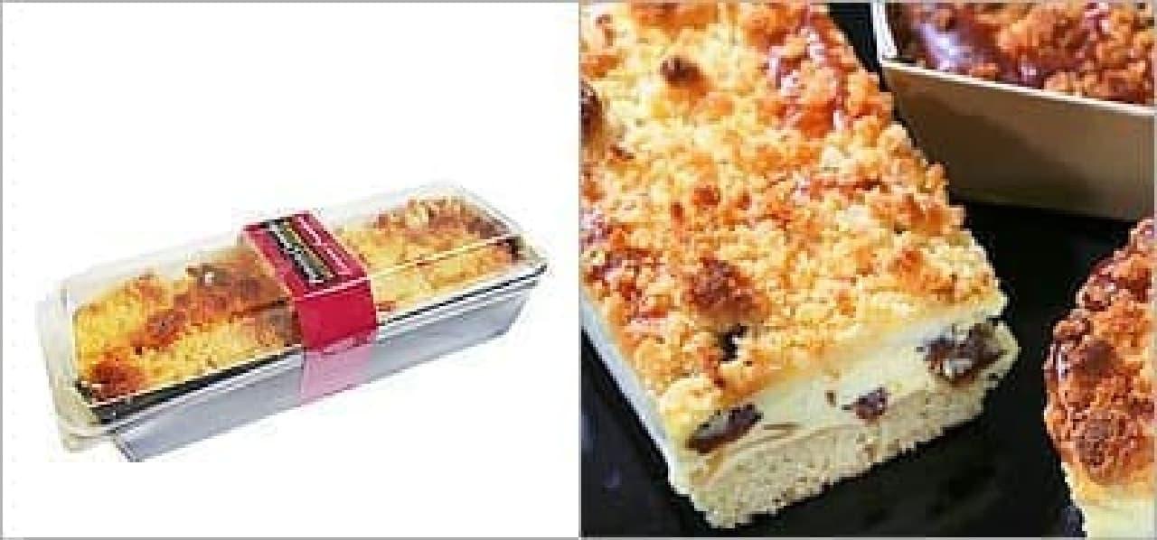 人気No.1商品は「成城石井自家製 プレミアムチーズケーキ」
