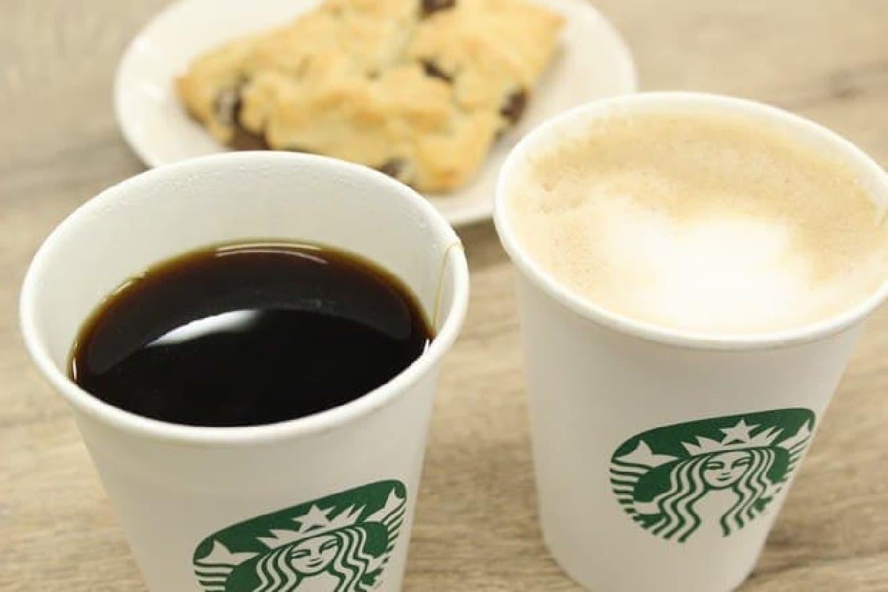 コーヒー&ラテとの相性を検証!