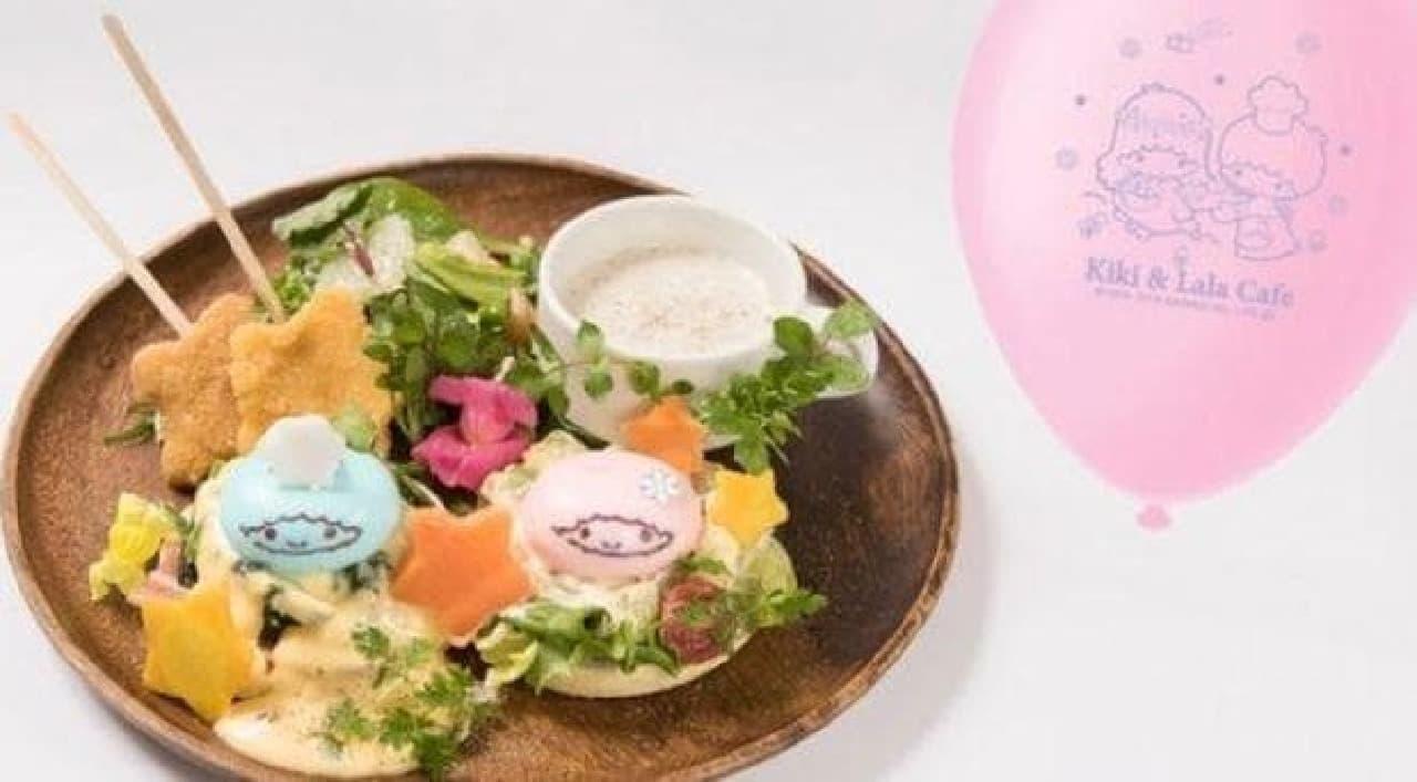「キキ&ララカフェ」が関西に初出店!