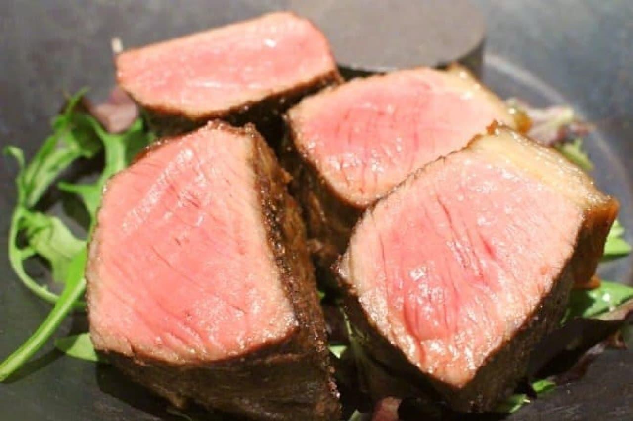 ニュージーランド産 牧草牛サーロイン