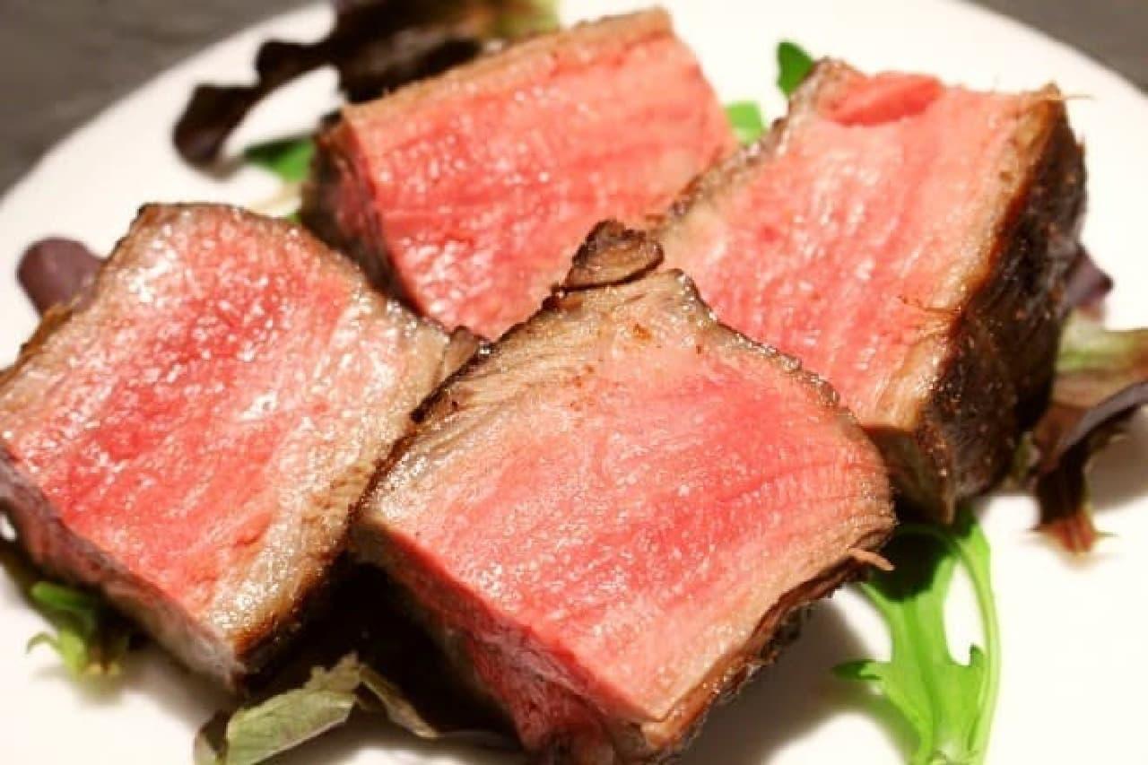 """""""薪窯ステーキ""""、肉好きなら一度は食べるべし!"""