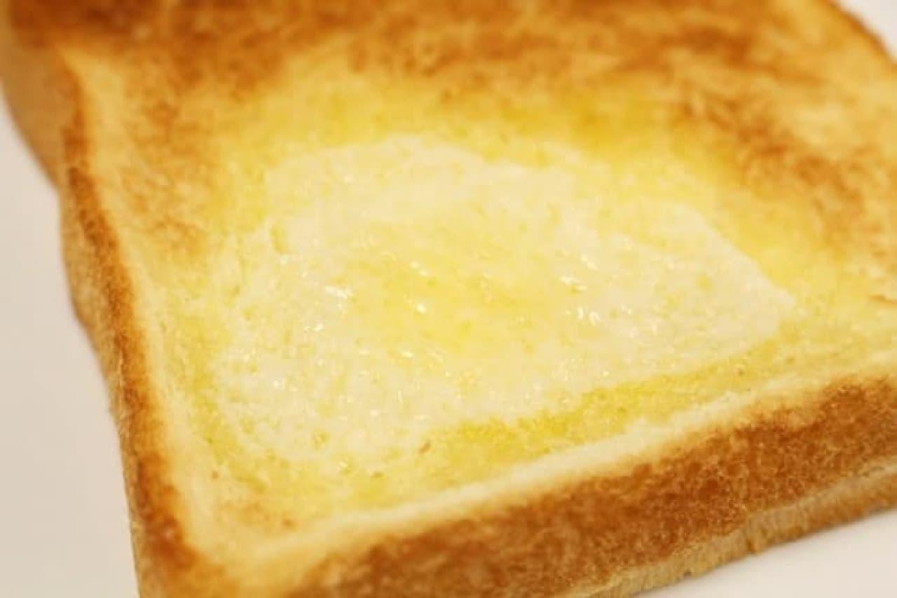 じゅわっとバターが染み込んだココ、食べてみない?