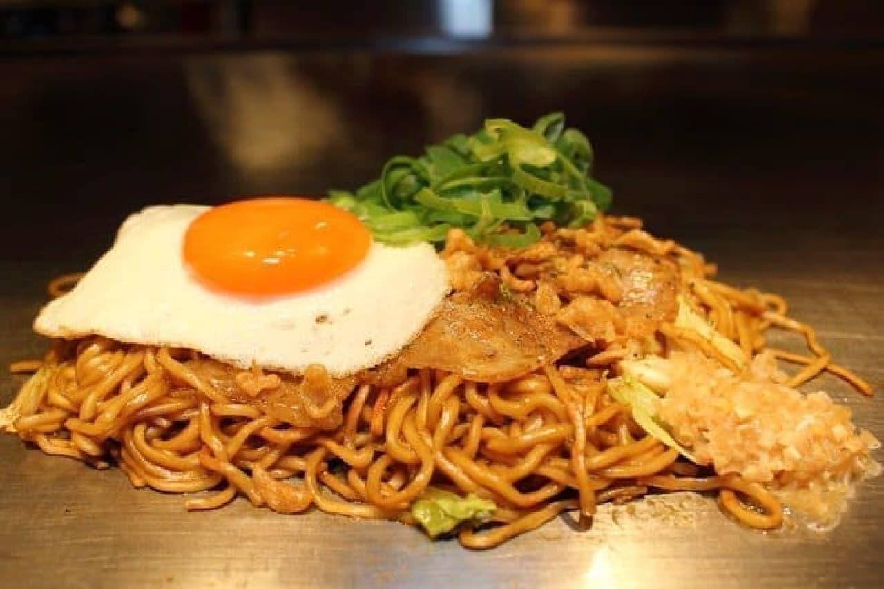 """生麺でつくる""""無添加焼きそば""""って?"""