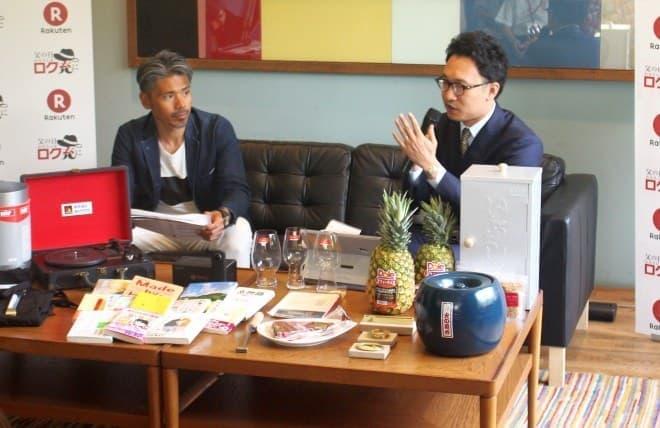 岩切さんと杉村さん