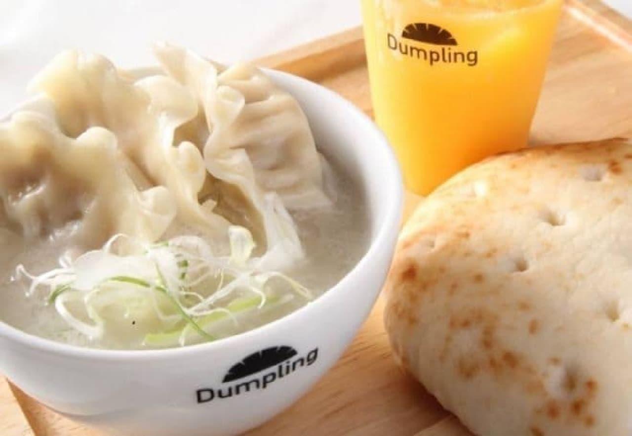毎日食べたくなる?Dumplingのスープ餃子