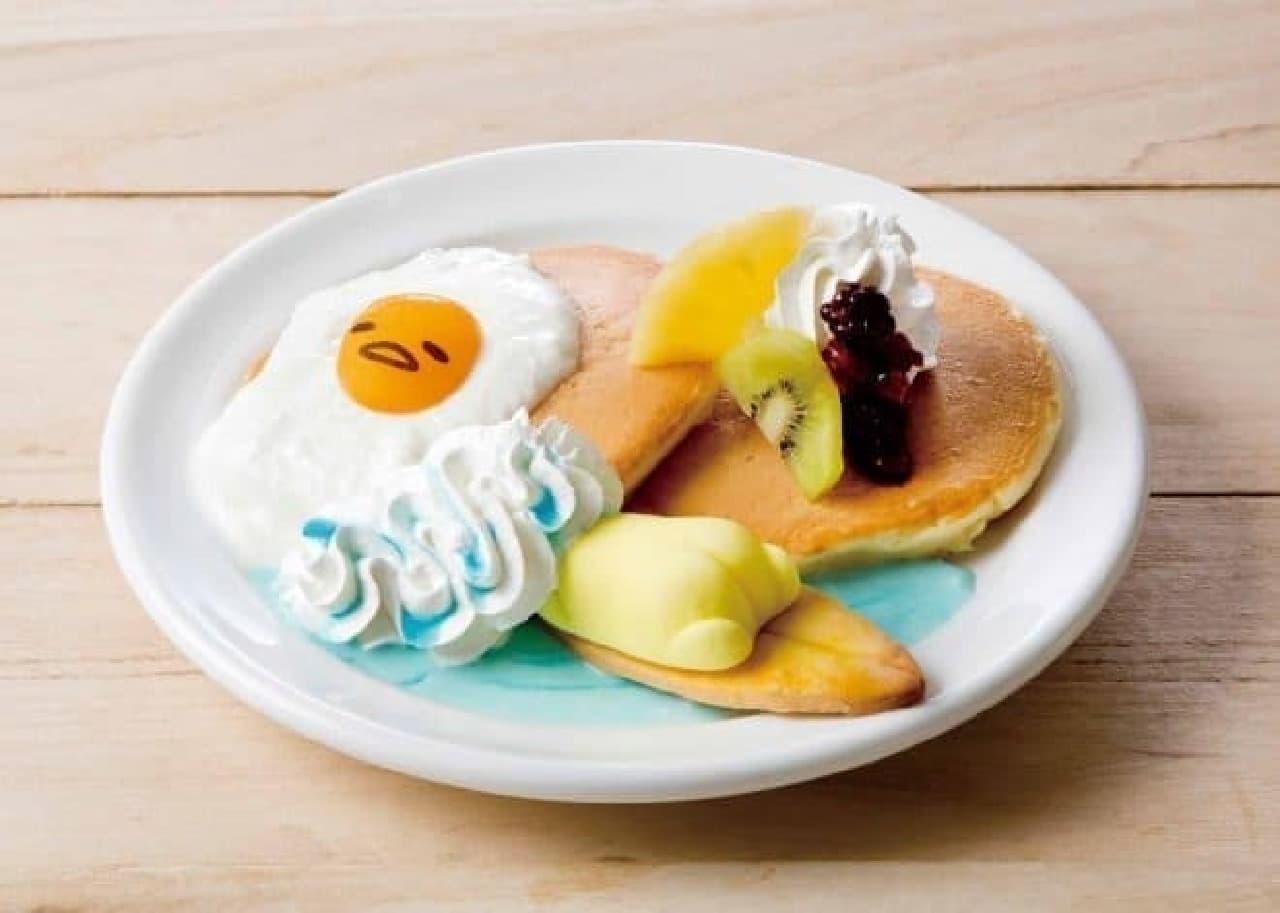 「ワイプアウト!ぐでパンケーキ~サンシャインバージョン~」
