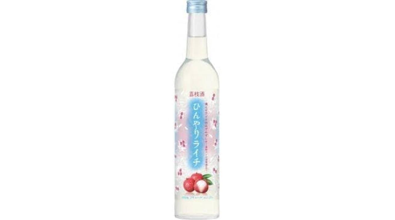 「キリン 茘枝酒(ライチチュウ)ひんやりライチ」