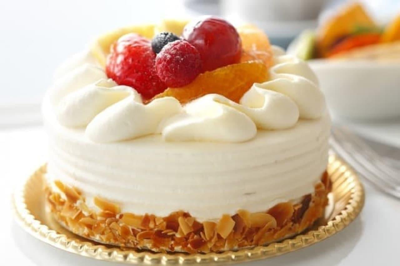 このケーキ、丸ごと1個ひとり占め!