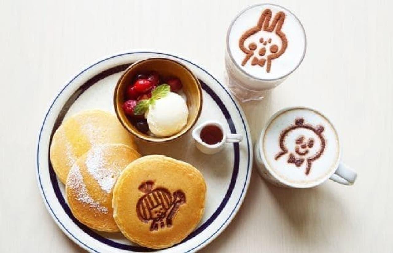 ハンズカフェがmizutamaさんとコラボ!