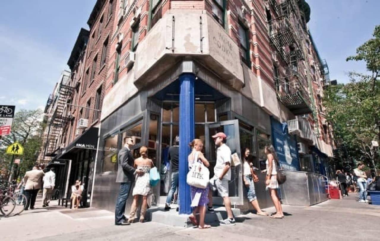 ニューヨークの店舗