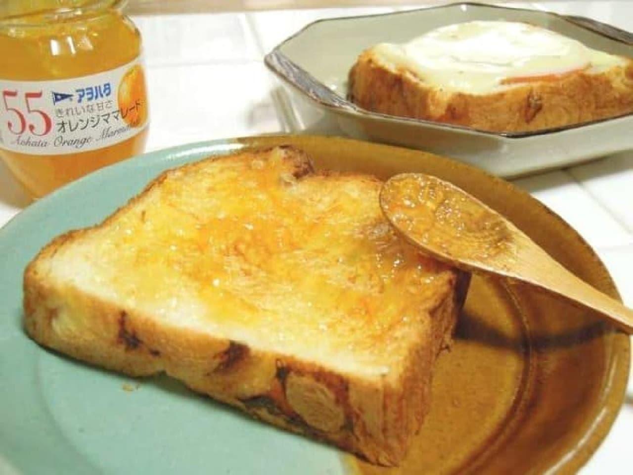 ブリオッシュドーレのクロワッサン食パン