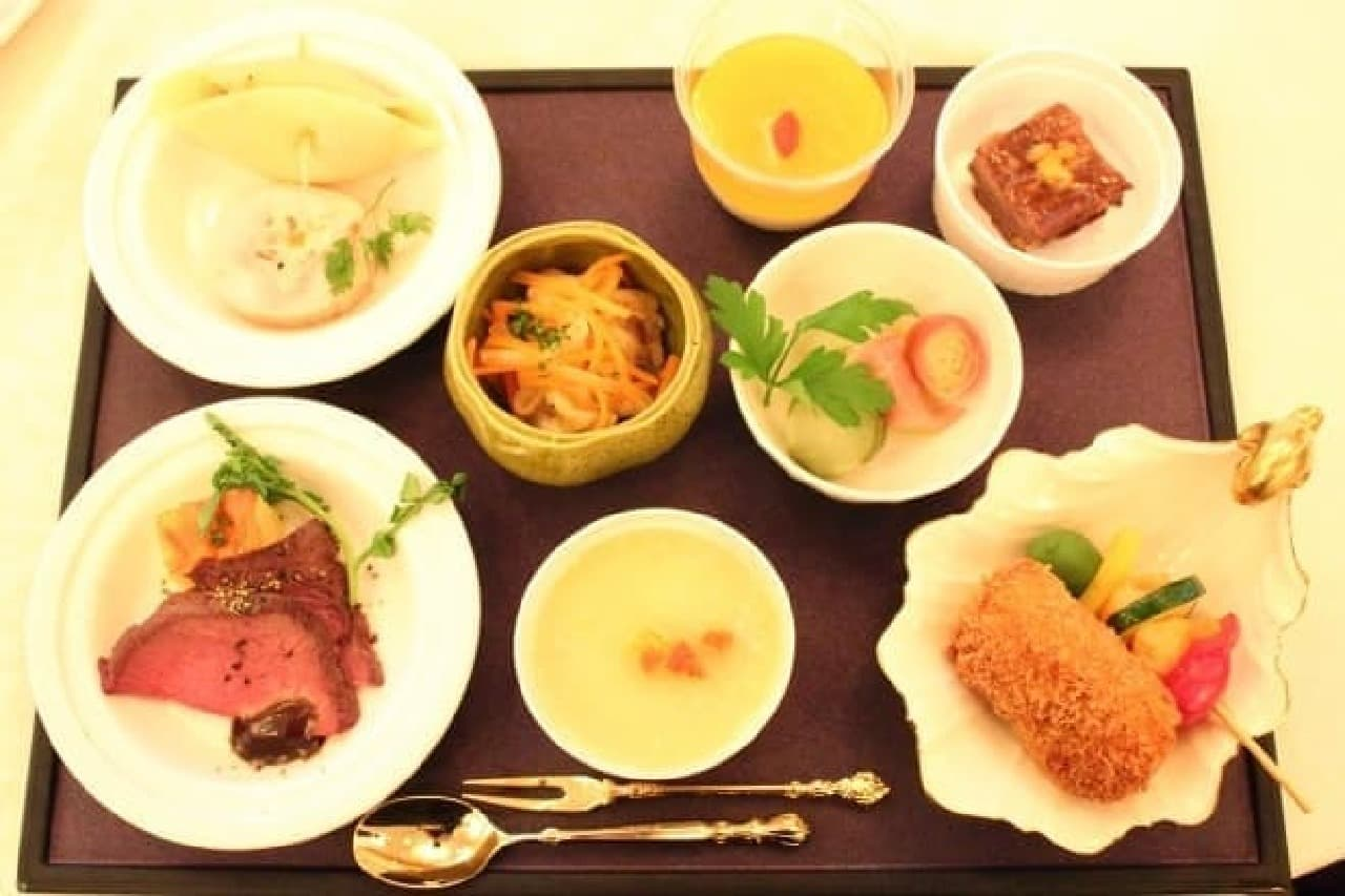伊豆クレイル「クレイルスタイル・サマーランチセット」試食用