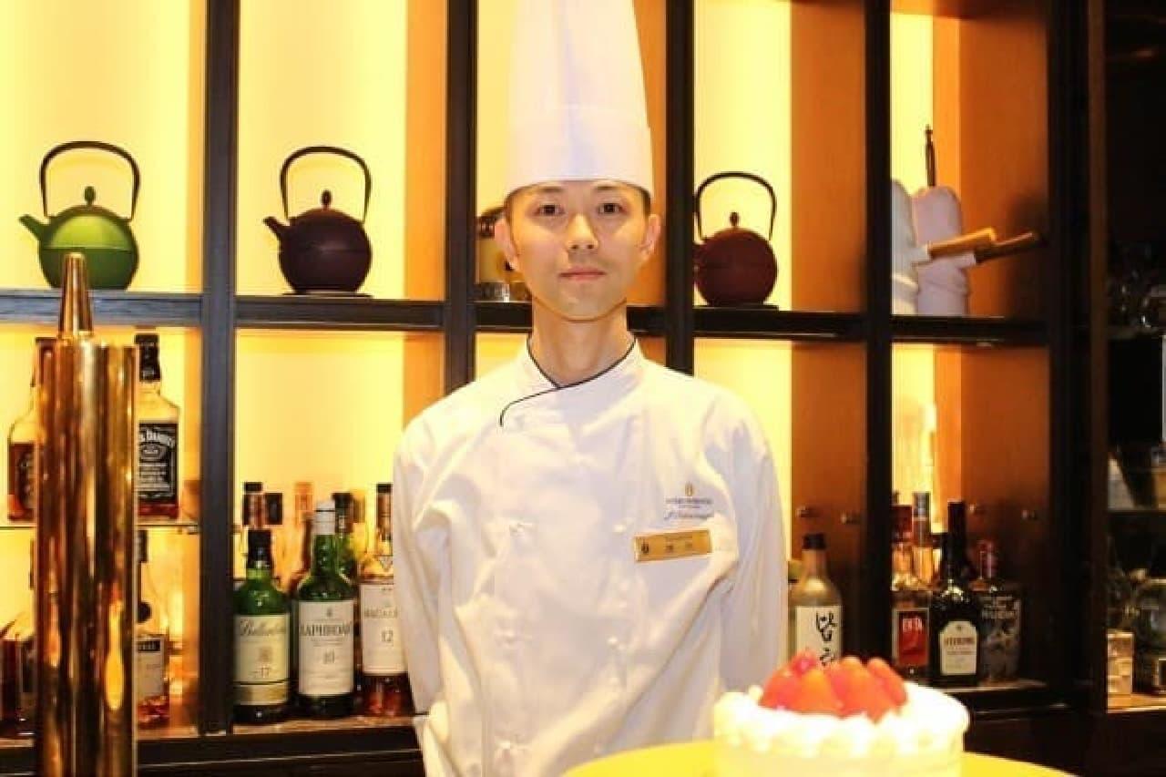 ホテルインターコンチネンタル東京ベイ徳永純司シェフ