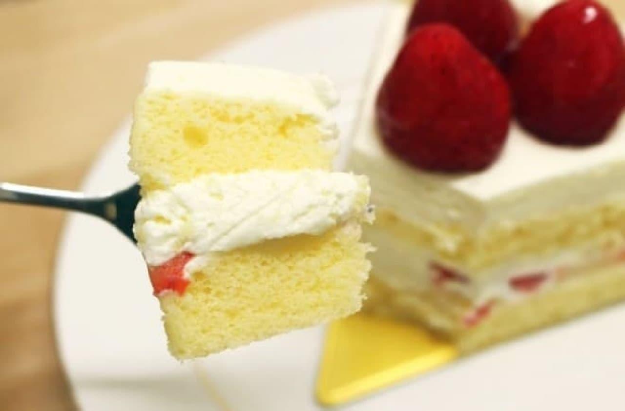 アンリ・シャルパンティエの「ザ・ショートケーキ」