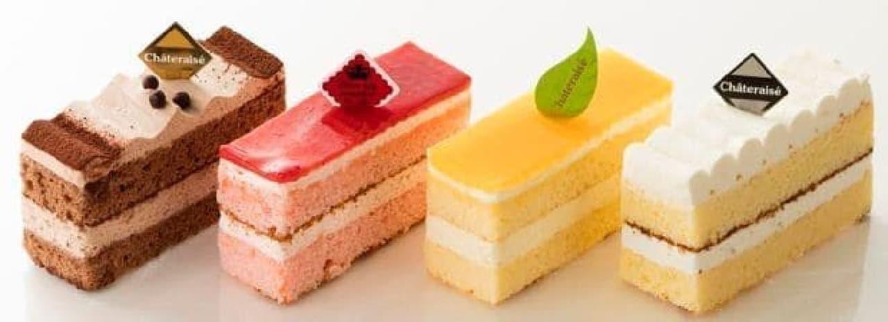 シャトレーゼの150円ケーキ