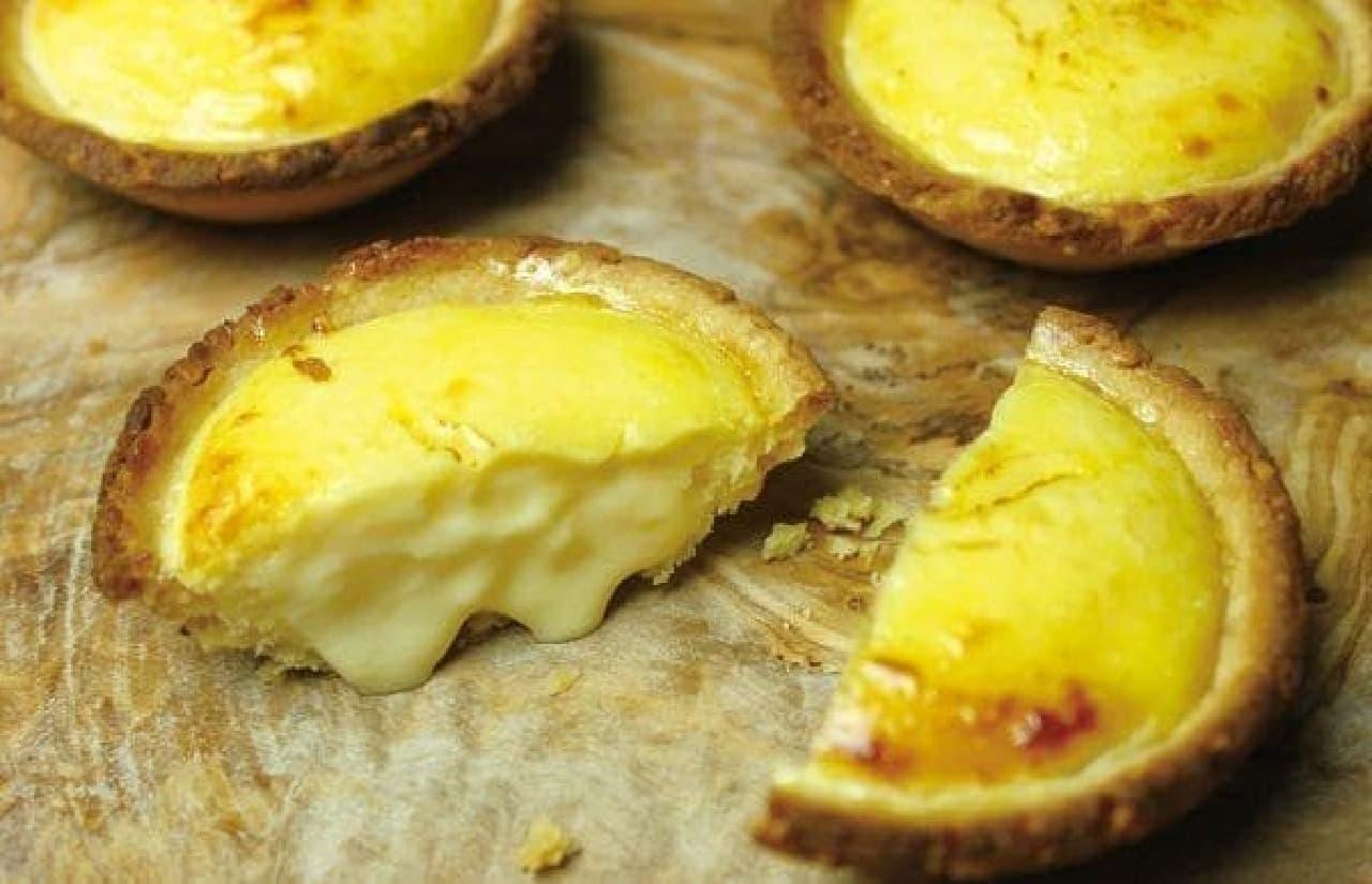 チーズクラフトワークス「チーズタルト」
