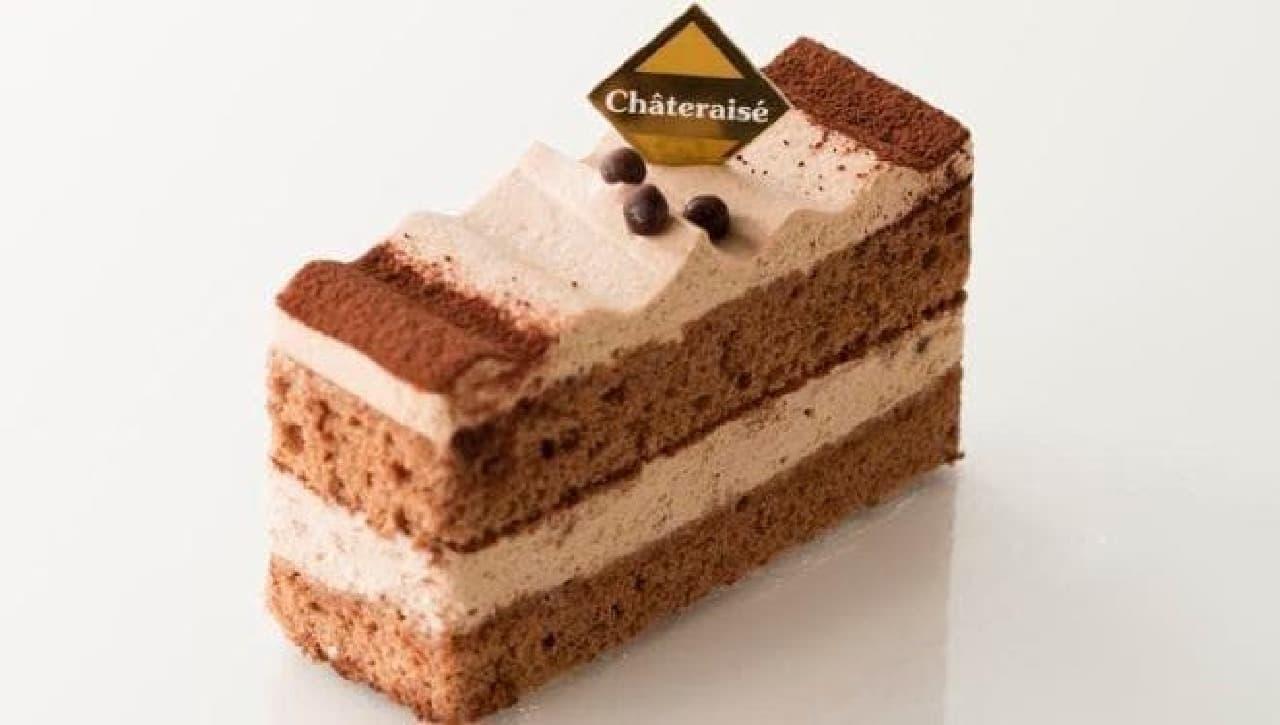 シャトレーゼのショコラ