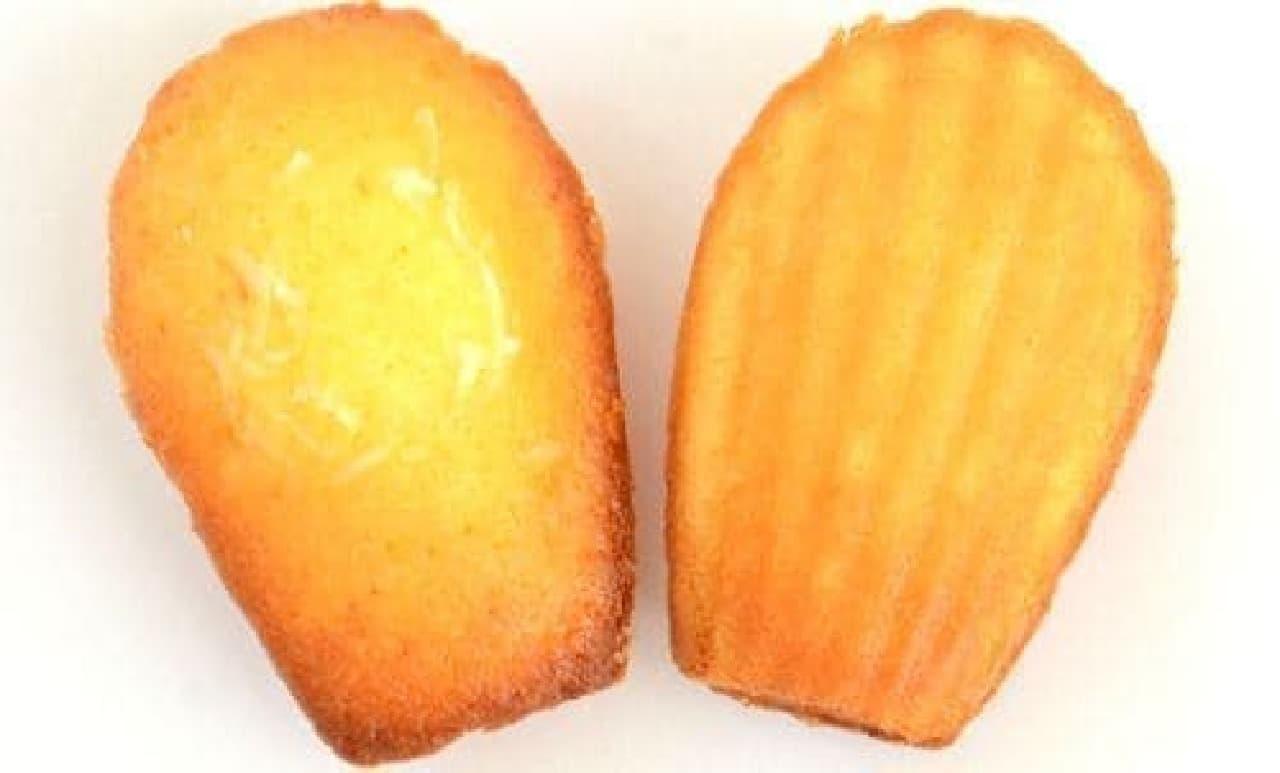 マドレーヌラパン「ココナツライム」