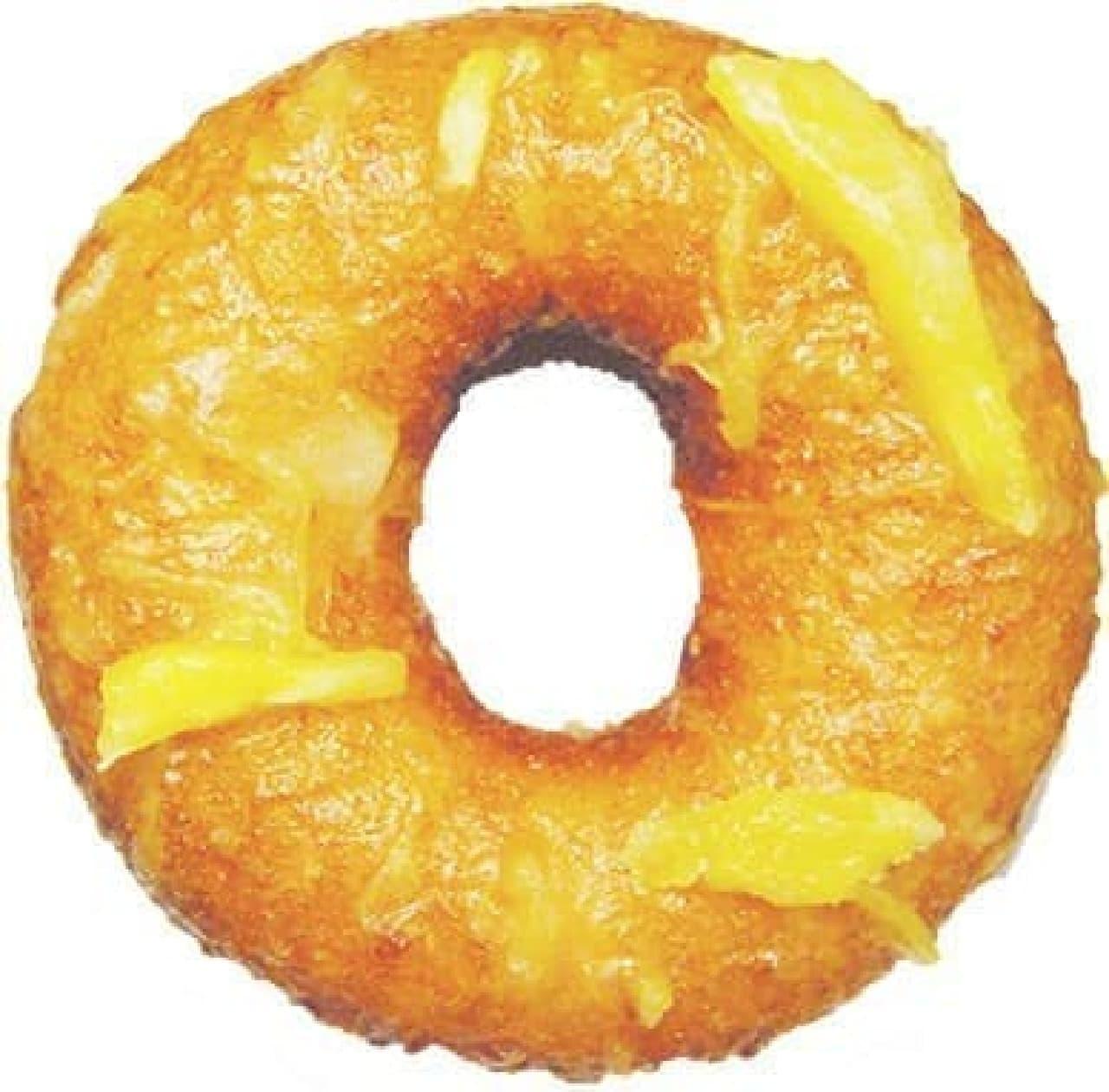 ドーナッツプラント ココナッツパイン(ケーキドーナッツ)