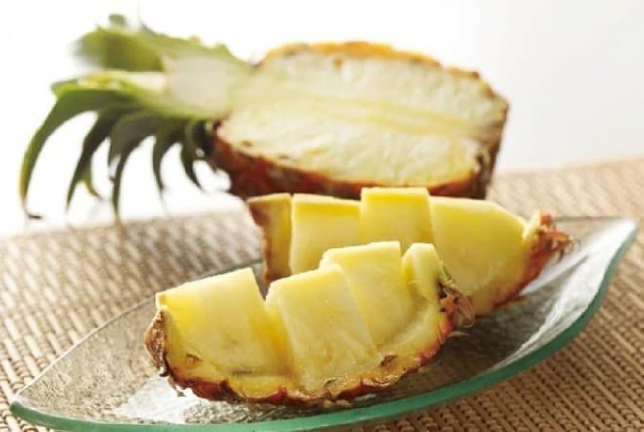 国産パイナップル