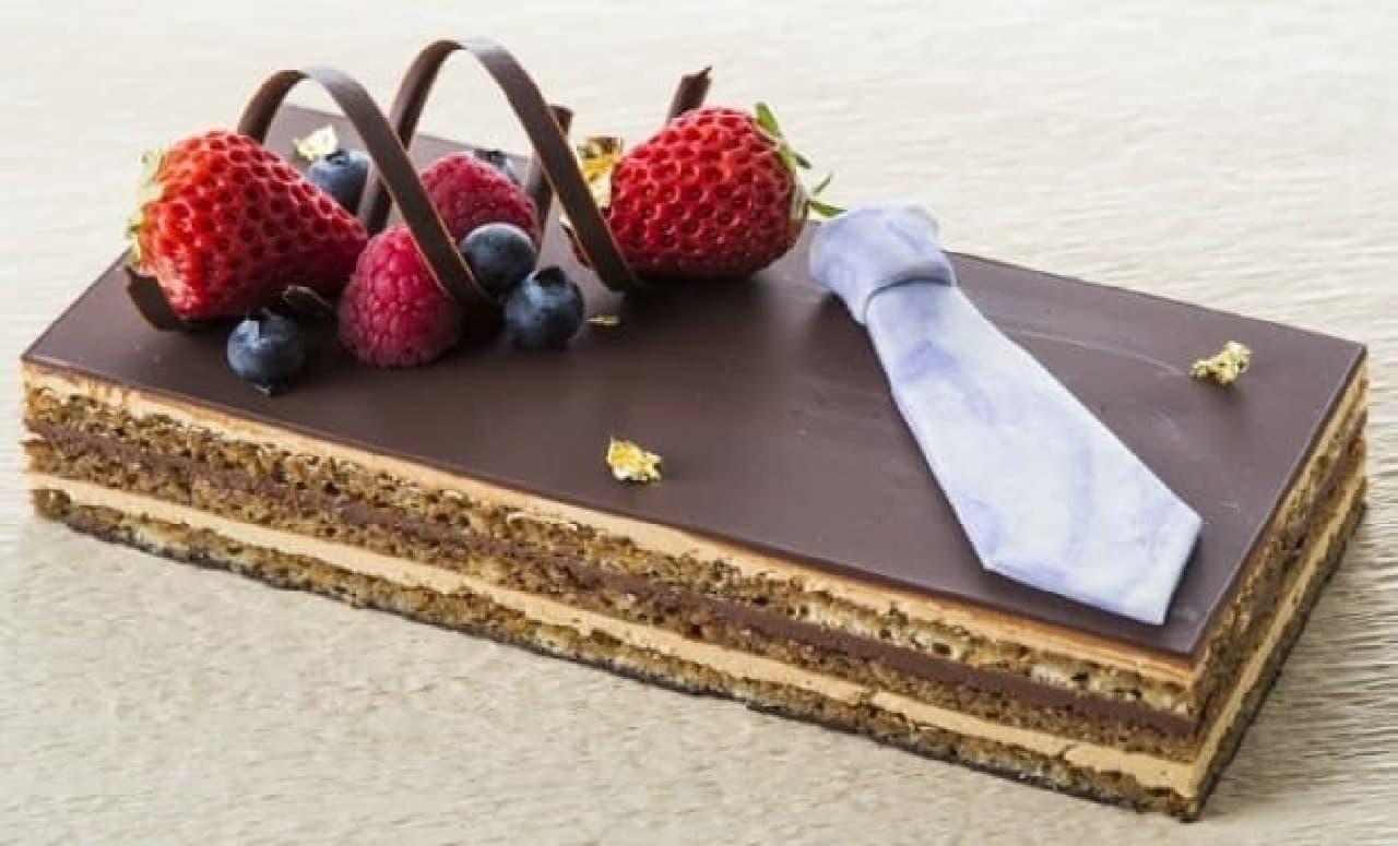 ホテル日航熊本「父の日ケーキ」