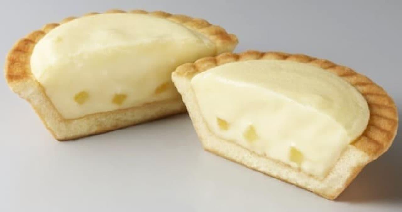 サークルKサンクス「レモン香る濃厚チーズタルト」