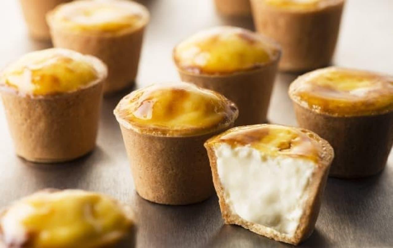 フロマージュ・テラ「とろとろ焼きカップチーズ5個入」