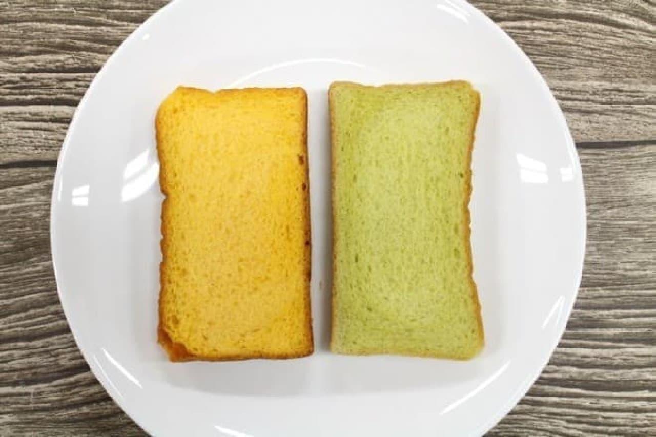 リトルマーメイド 野菜くだものパン