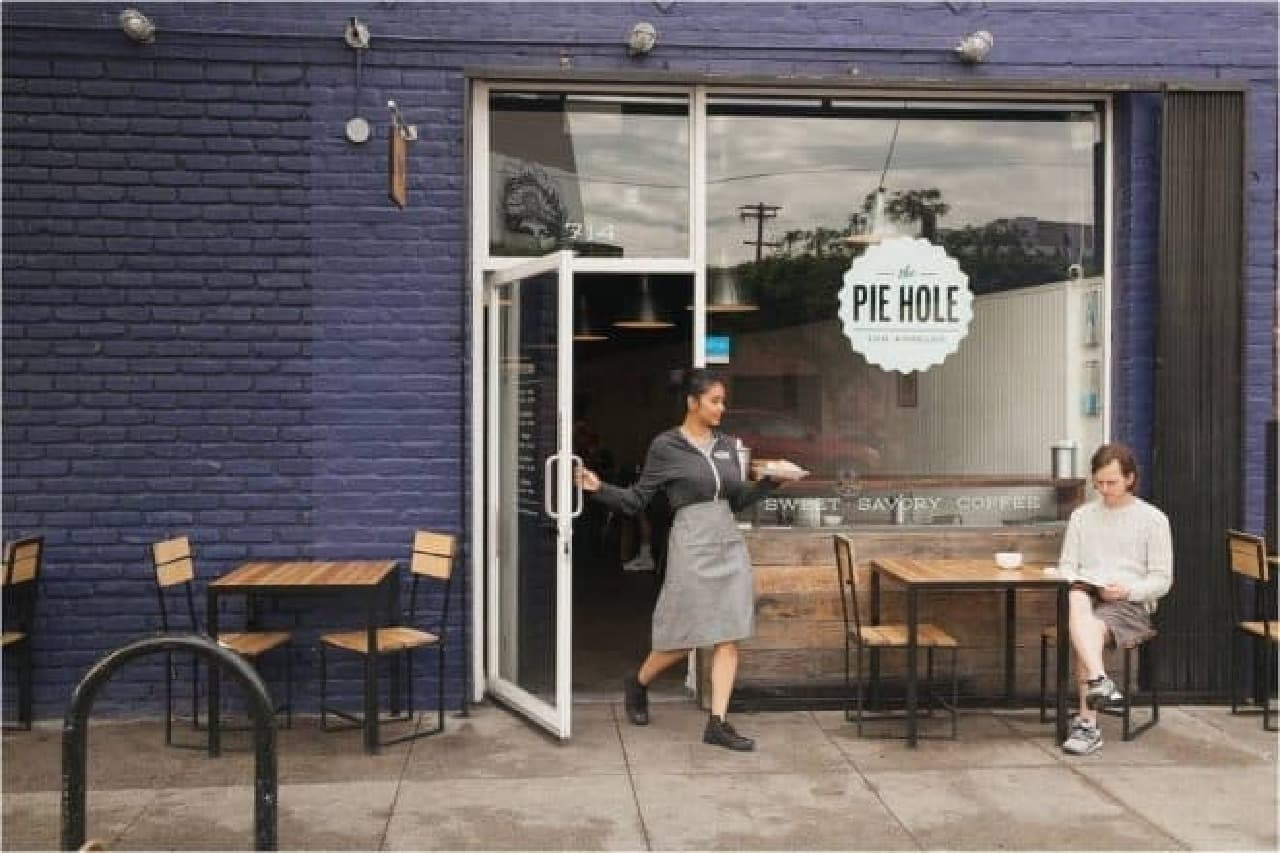 The Pie Hole Los Angels 本店外観