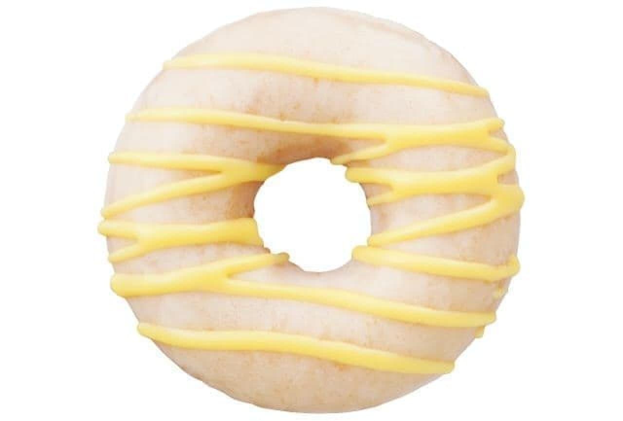 セブンイレブン レモンドーナツ