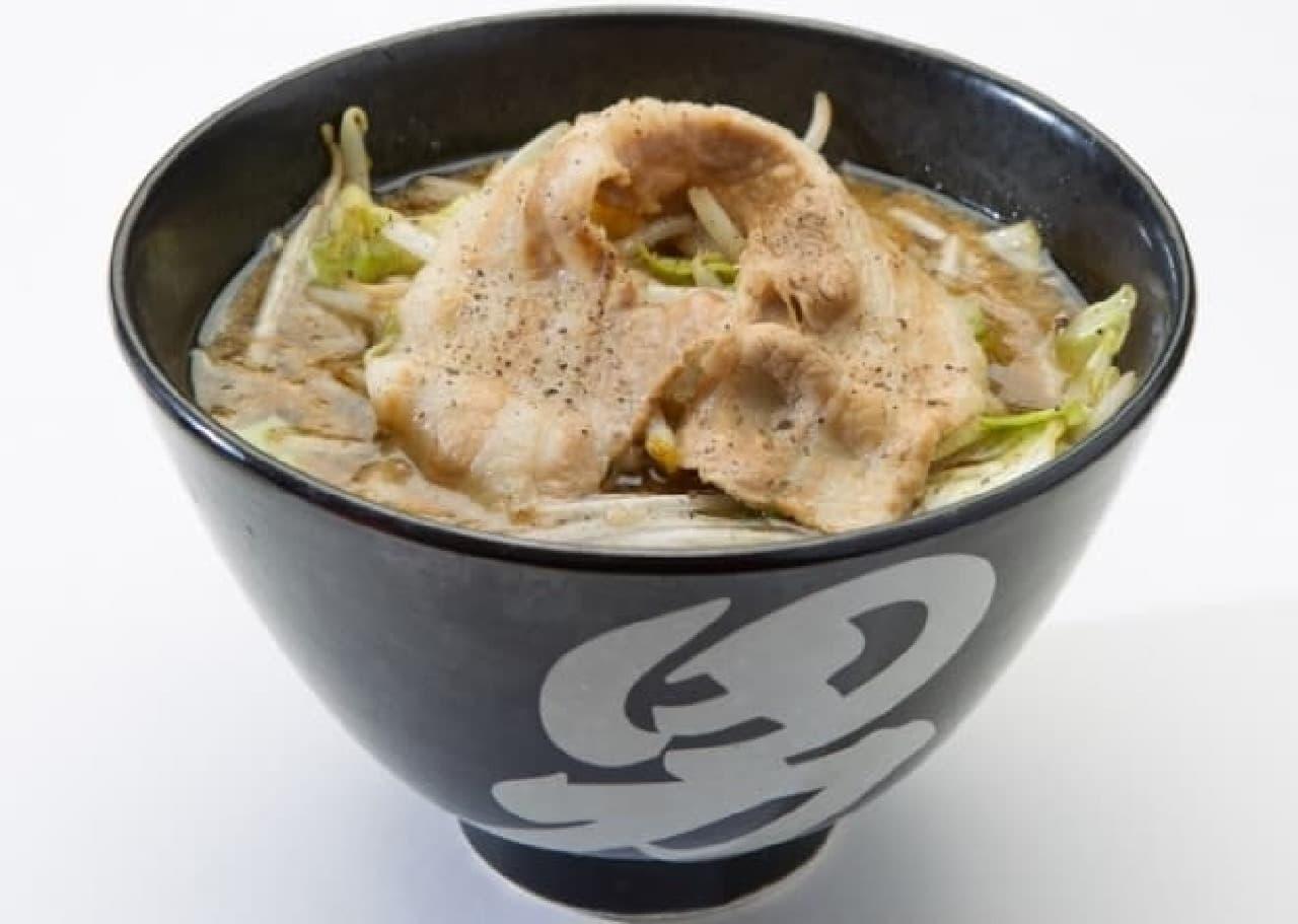 神戸ちぇりー亭「ド根性の醤油」