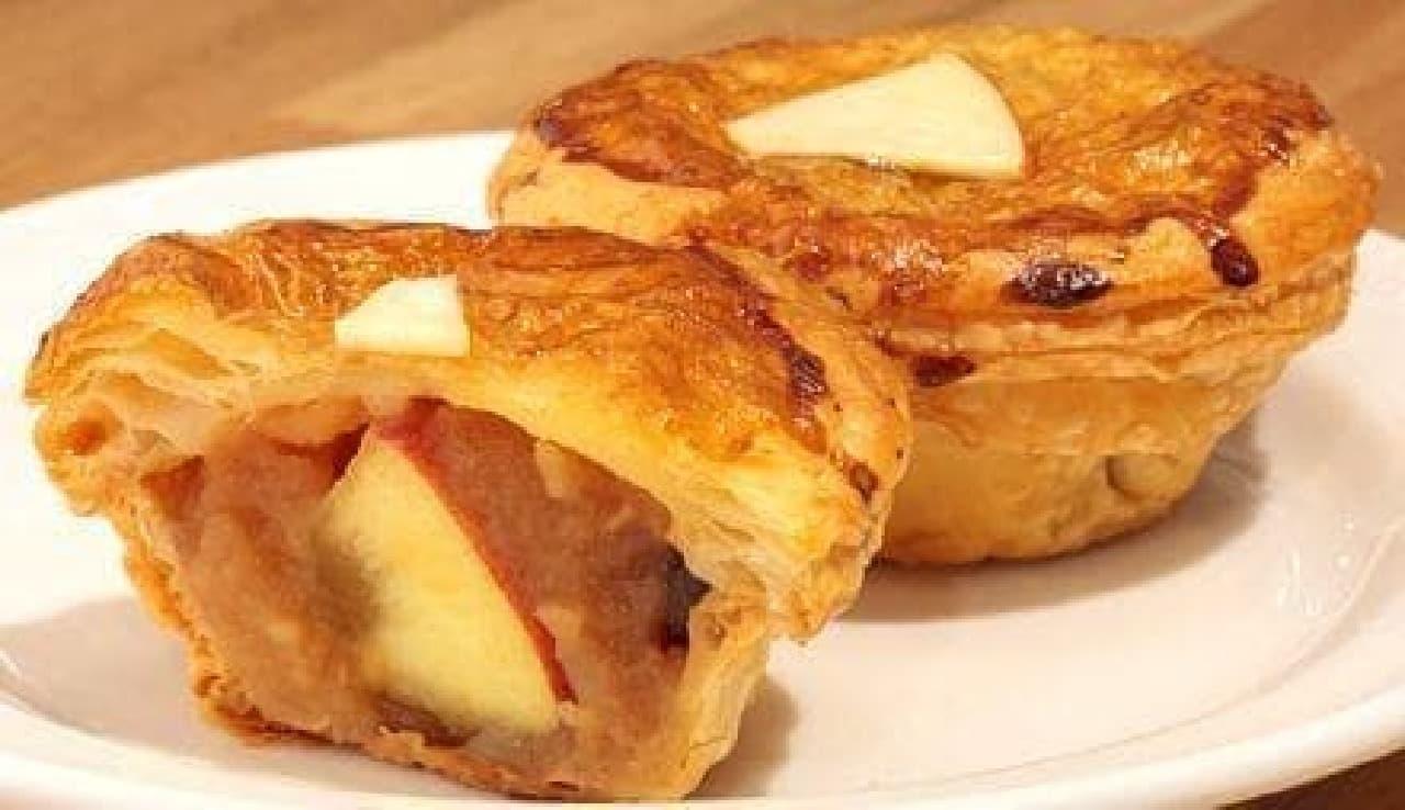 リトル・パイ・ファクトリー「砂糖不使用りんごまるごと凝縮アップルパイ」