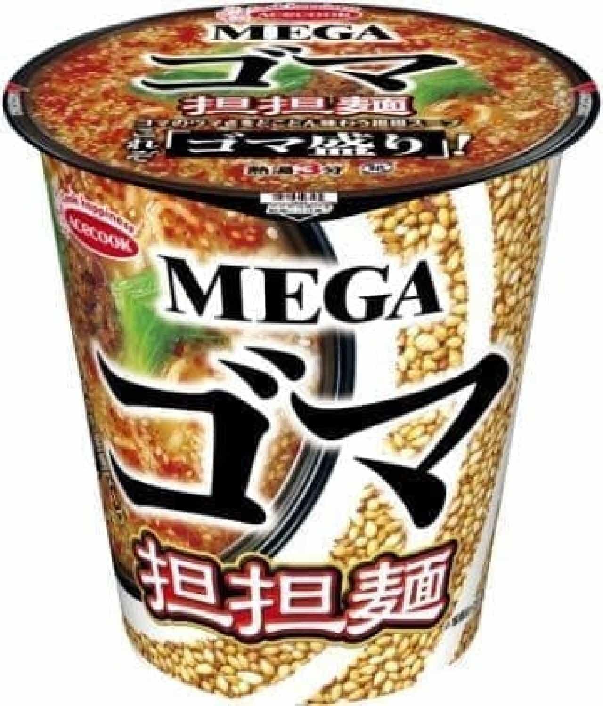 エースコック「MGEAゴマ 担担麺」