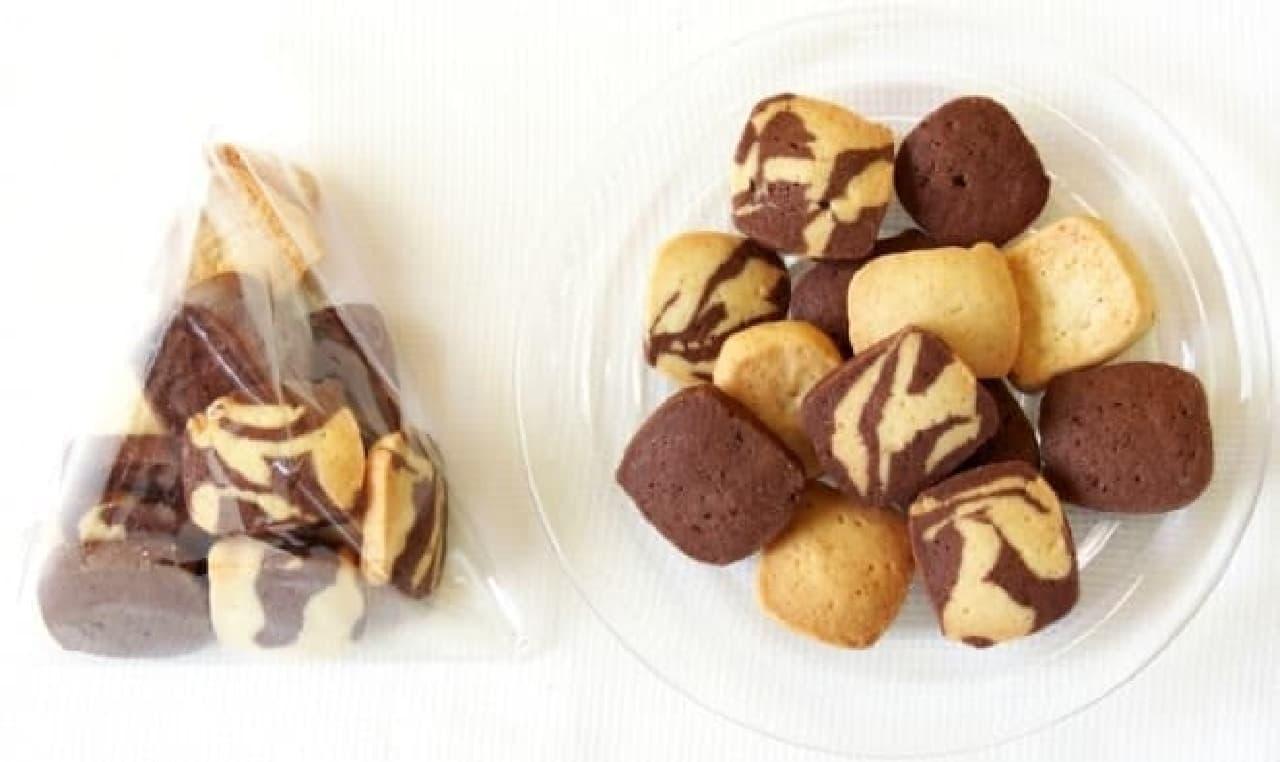 アールグレイの「さんかく袋のてづくりクッキー」