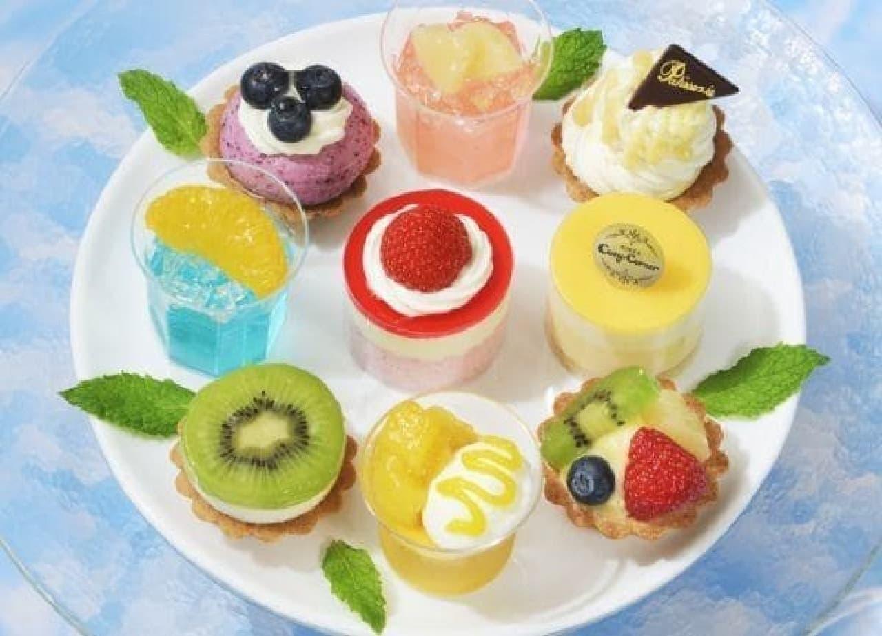 銀座コージーコーナー「プチセレクション~涼菓~」