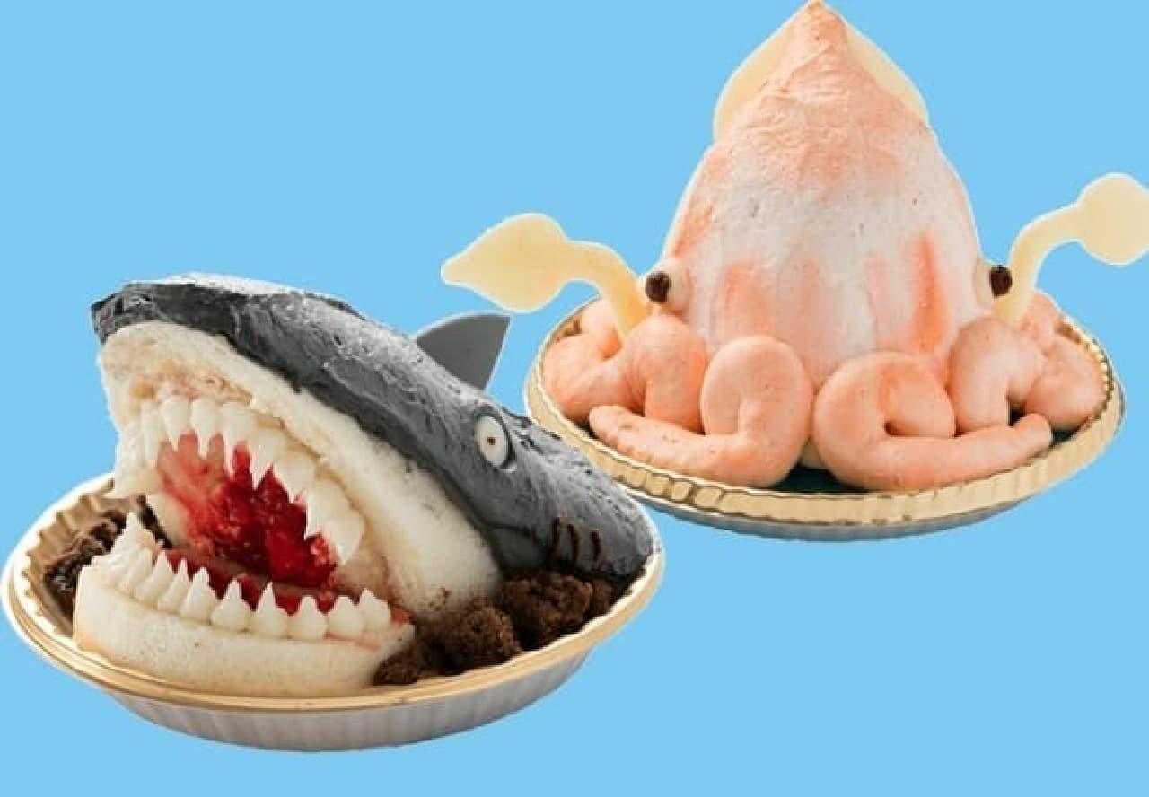 東急ハンズ池袋店「お菓子な水族館」