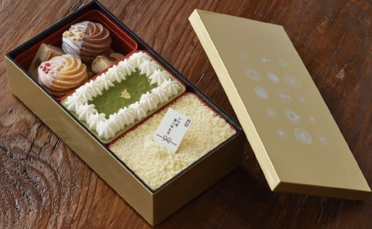 小樽洋菓子舗ルタオ「敬老の日スイーツBOX」