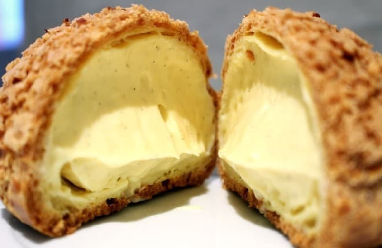 Bon Vivant Baking Factory「アーモンドシュークリーム」