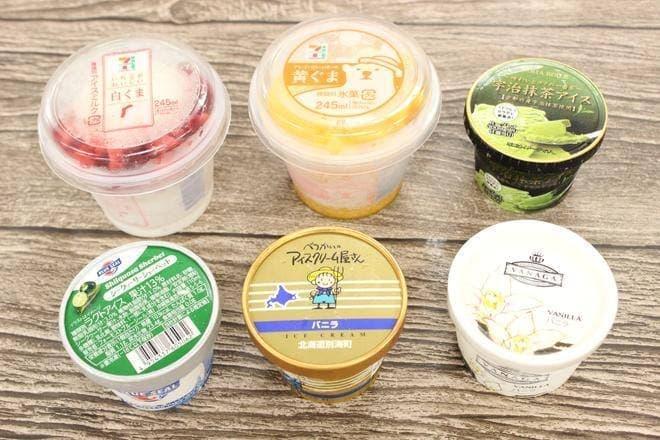 イトーヨーカドーご当地アイス祭 全国で販売