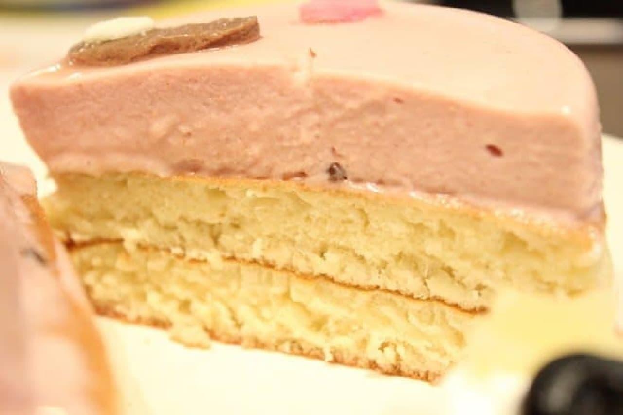 カービィカフェ東京 パンケーキ