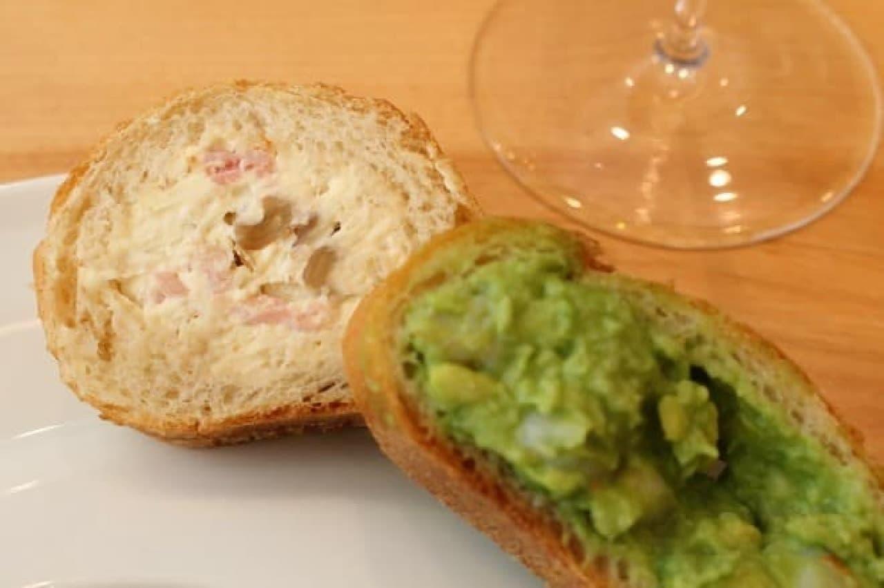 bubbles ginza -champagne cafe-(バブルズギンザ シャンパンカフェ)スタッフドバゲット