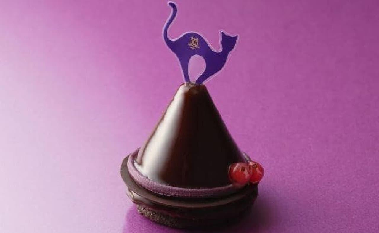 アンリ・シャルパンティエ「黒猫のスイートチョコレート」