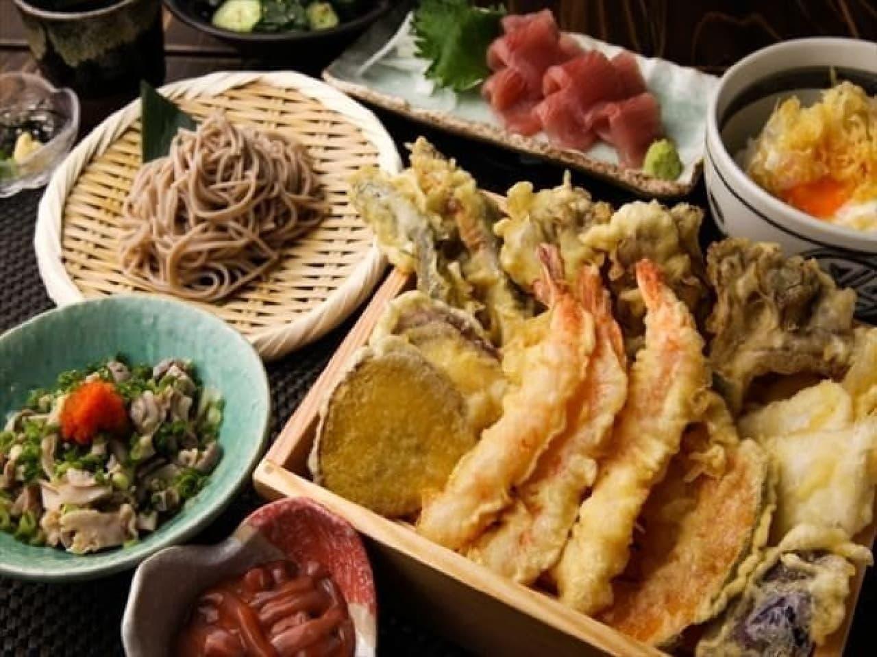 天ぷら食べ放題 Gachi(ガチ)