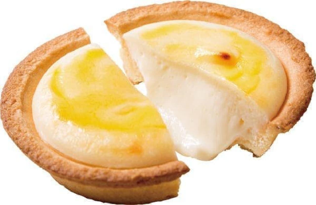 オーブンラボ「ふわとろチーズタルト」