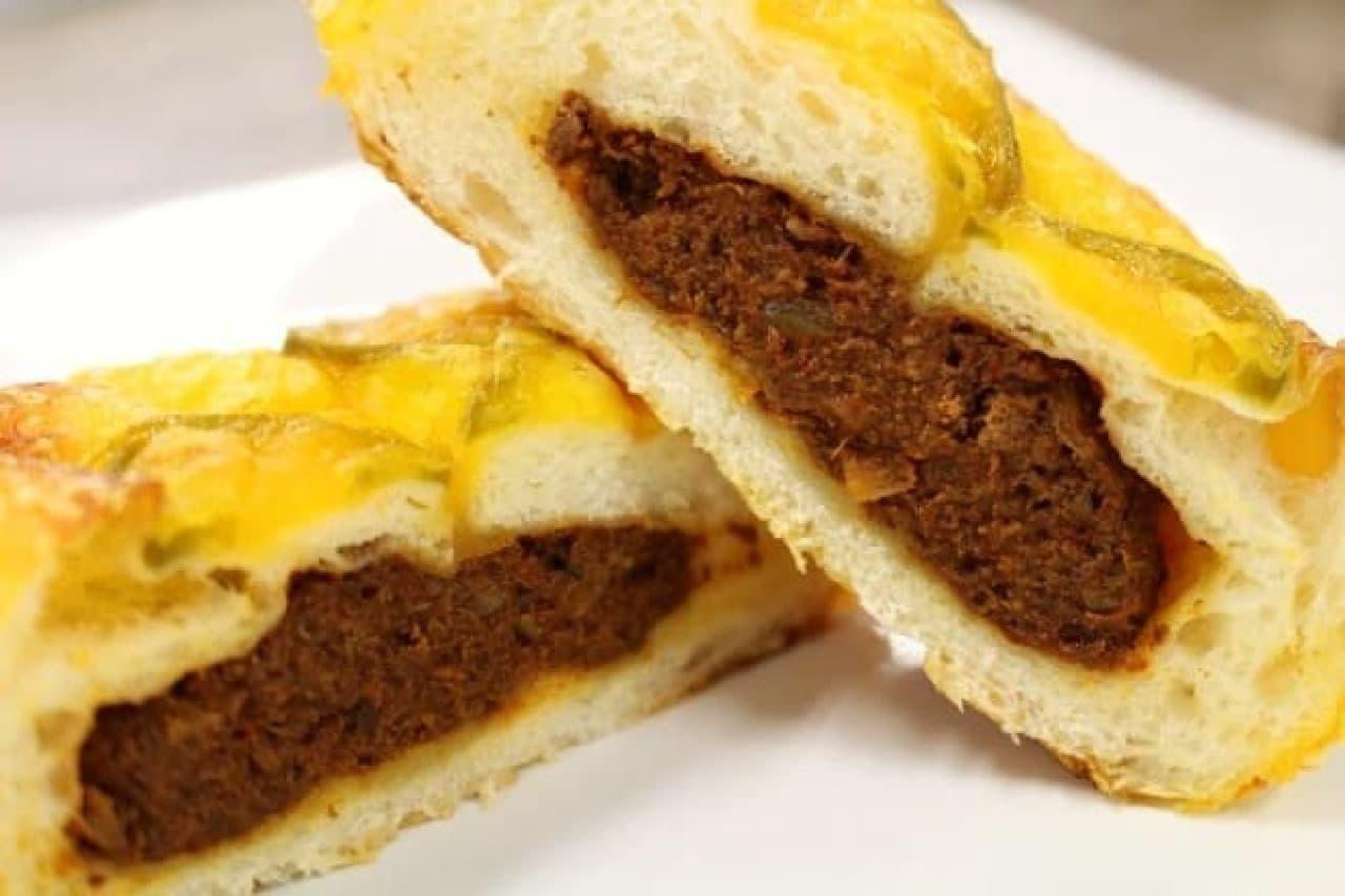 グランド ハイアット 東京「スパイシーテキサス風カレーパン」