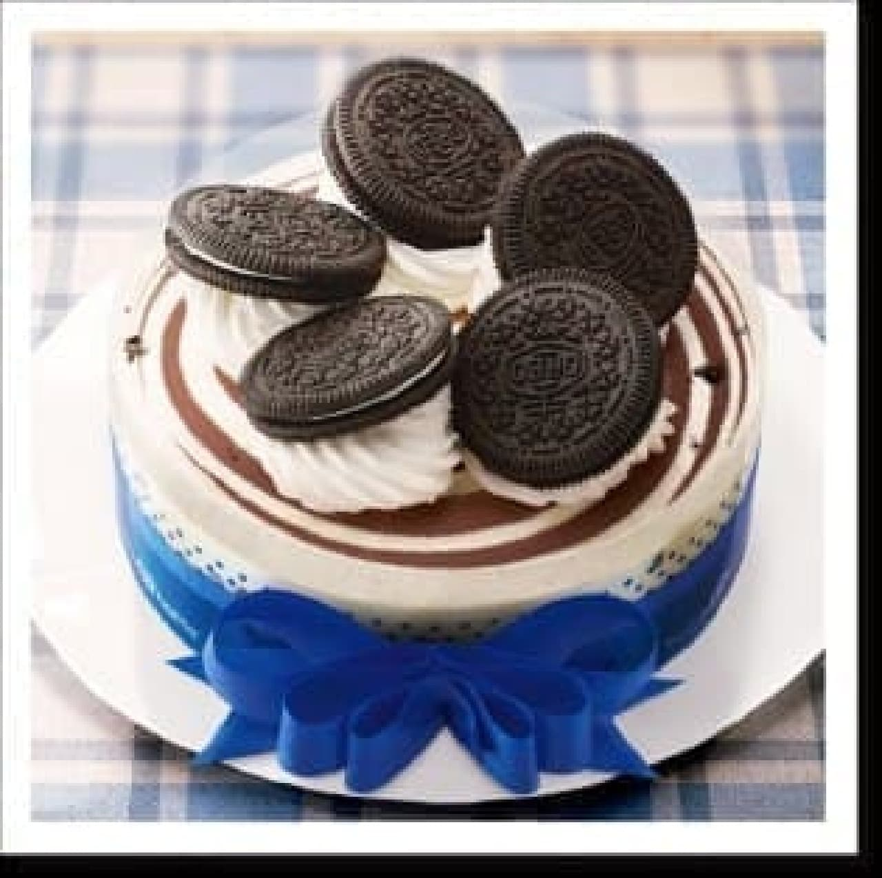 サーティワン アイスクリーム「オレオ チョコレートケーキ」