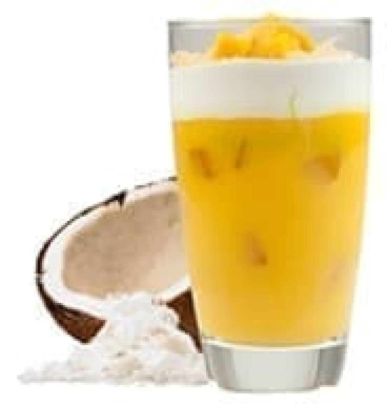 CAFE MANGOSIX(カフェ・マンゴーシックス) マンゴー&ココナッツジュース