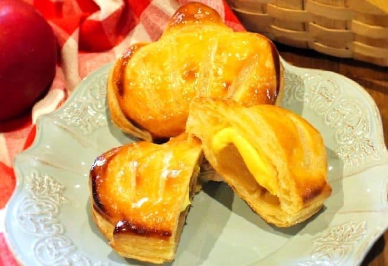 Pie King「カスタードリンゴパイ」