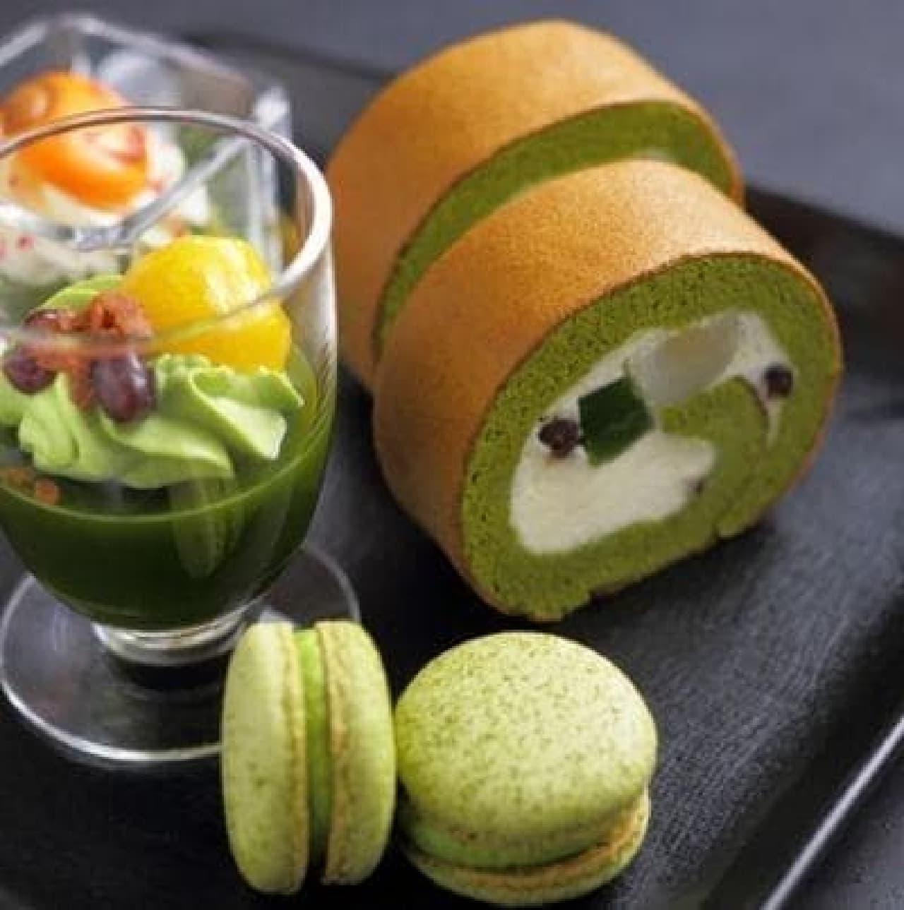 ホテルニューオータニ大阪「スイーツ&サンドウィッチハロウィンビュッフェ」
